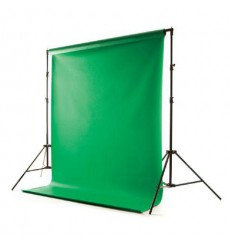 Falcon Eyes Background Vinyl Chroma Key Green 2,75 x 6,09 m