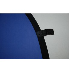 Falcon Eyes Background Board BCP-07-03 Blue/Grey 148x200 cm