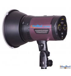 WF300A - Studio Flash on Li-ion battery 2 Ah, stepless variable 300~9 Ws (Joule), Bowens-S adaptor (Demo, 1 year warranty)