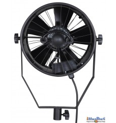 SF01 - Professional Studio Fan - Stepless speed control - Airflow 20m³/min - illuStar