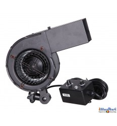 SF-05 - Compact Studio Fan - Stepless speed control - Airflow 5,5m³/min