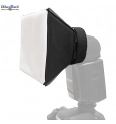 SBSL99 - Universal speedlite softbox 90x90mm - Suitable for all speedlites - illuStar