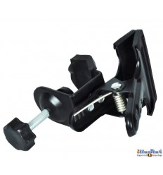 TCCLIP - Serre-tube (Tube clamp) (10-40mm) avec Pince à resort - illuStar
