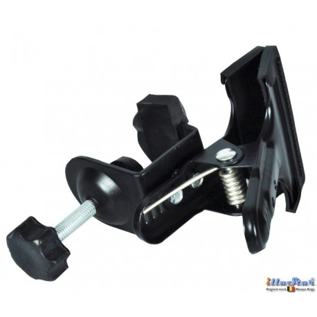 TC-CLIP - Tube Clamp (10-40mm) with Heavy clip