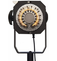 AX-250 - Studio Flash - Digital and stepless 8Ws~250Ws - Cooling fan - E27 150W halogen - elfo adaptor - elfo