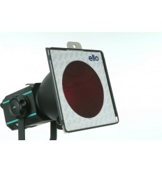 E012 - Holder for Colour filters - clicks on reflector 60/60Pro ø220mm - elfo