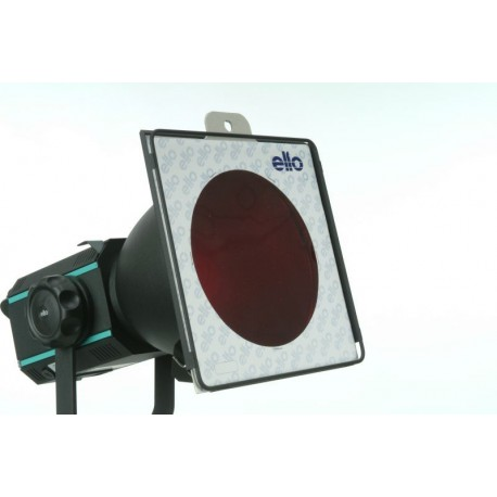 E012 - Holder for Colour filters - clicks on reflector 60/60Pro ø220mm