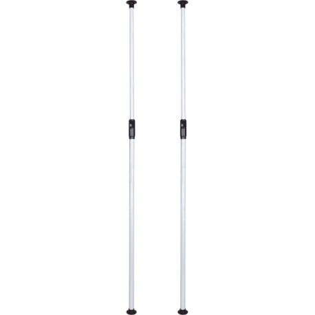 AP-280 - Floor/ceiling autopole, height 290~165 cm - tube ø39/33 mm (1 pair)