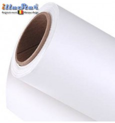 BPS-WH - Background paper roll 1,35 x 11 m (+/- 160g/m²) - White