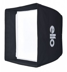 B002-A144 - Softbox 50x50cm - 360° rotating - foldable - carry bag
