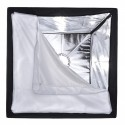 B005-A144 - Softbox 75x75cm - 360° rotating - foldable - carry bag