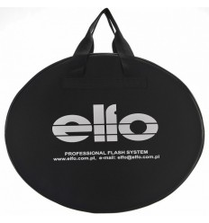 E069 - Carry bag (ø52x21cm) for RBD-485 Beauty dish - PRO - White ø48,5cm - elfo