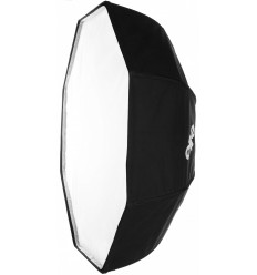 B010-A144 - Softbox octogonal / round model ø100cm - 360° rotating - foldable - carry bag