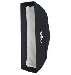 B006-A144 - Softbox 30x150cm - 360° rotating - foldable - carry bag - elfo