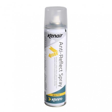 Kenro Anti Reflection Spray Matt for White Surface