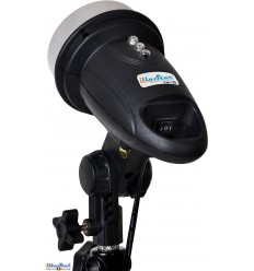 FM120 - Mini Flash, adjustable 120/60Ws, 34 leds modelling lamp