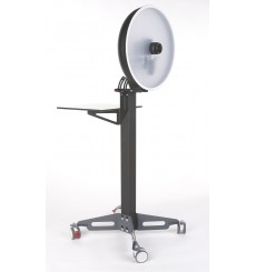 SKT03IDB100 - ID Photo System, Softlight reflector with integrated flash 120Ws and  Canon DSLR camera, software for ID photo