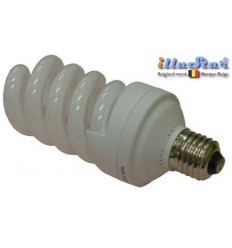 FL38  - illuStar Daglicht Fluorescent spiraallamp - 38W - E27 - 230V - 5500K - CRI 90 - 3000 lm