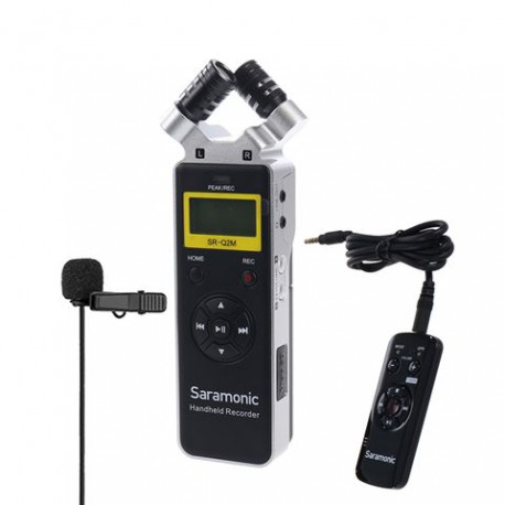 Saramonic Audio Recorder SR-Q2M Metal