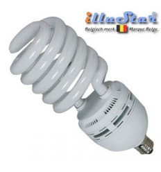 FL80  - illuStar Daglicht Fluorescent spiraallamp - 80W - E27 - 230V - 5500K - CRI 90 - 4500 lm