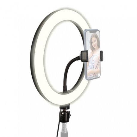 StudioKing Bi-Color LED Ring Lamp RL10-USB