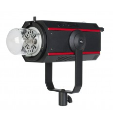FX-600-PRO - Studio Flash - Digital and stepless variable 600~18 Ws (Joule) - Fan cooled - Halogen 300W, Bowens-S adaptor - elfo
