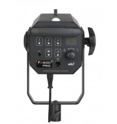 FX600PRO - Studio Flash - Digital and stepless variable 600~18 Ws (Joule) - Fan cooled - Halogen 300W, Bowens-S adaptor