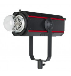 FX-1200-PRO - Studio Flash - Digital and stepless variable 1200~37 Ws (Joule) - Fan cooled - Halogen 650W, Bowens-S adaptor