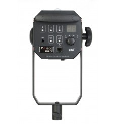 FX1200PRO - Studio Flash - Digital and stepless variable 1200~37 Ws (Joule) - Fan cooled - Halogen 650W, Bowens-S adaptor