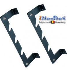 H-A3EX - Triple Hook (three axis) for 3x Expan (background rolls) - Adjustable - wall/ceiling mount - (1 pair)