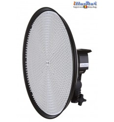 LED Video & Foto Studioverlichting 75W LEDM-1144 - 5400°K, 9000 lm, Traploze lichtregeling, DC 12-19V - illuStar