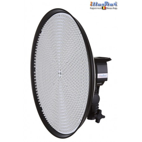 LEDM-1144 - 75W LED Video & Photo Studio Lighting, 5400°K, 9000 lm, Stepless light regulation 10~100%, DC 12~19V