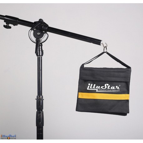 SANDBAG - Sand bag (empty) for Tripod and Light boom - Capacity 7,5 kg