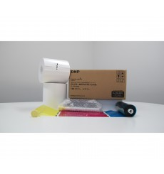 DNP 2 rolls of paper 15x20cm (700 sheets) for DS-RX1HS