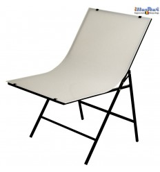 ST60130 - Shooting table 60x130cm, foldable