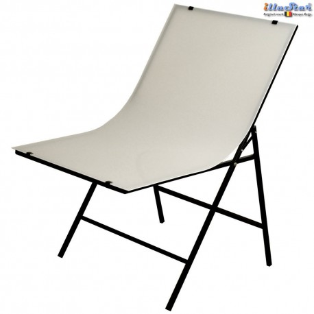 ST-60130 - Shooting table 60x130cm, foldable