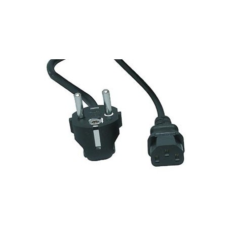 NET-10 - Power cord 10 meter - C13 connector for studio flash