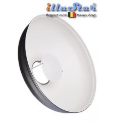 RBD485 - Beauty dish - PRO - Wit ø48,5cm - illuStar