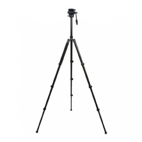 Nest Professional Tripod NT-767 + Fluid Damped Pan Head