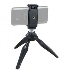Table Tripod with Smartphone Adapter M-14035