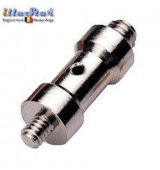 "SP-4M8M - Spigot 5/8"" - 46mm (male 1/4"" - male 3/8"")"
