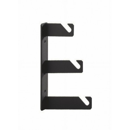 T013 - Frame 3/1 for 3 backgrounds (expan of electric drive) for ceiling / wall mount (1 pair)