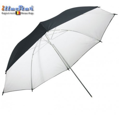 UR-80WB - Umbrella ø84cm - White & Black
