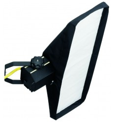 B017 - Softbox 25x90cm - with lateral connection on the side - elfo