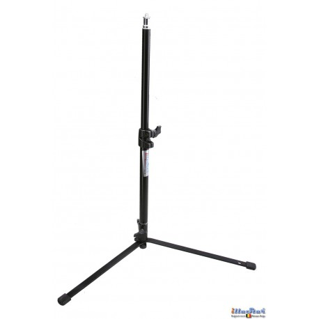 LS-64 - Floor and background stand, 10cm removable telescopic rod 64~30cm 2 sections ø22,4/19mm - mobile spigot(feet/stand)