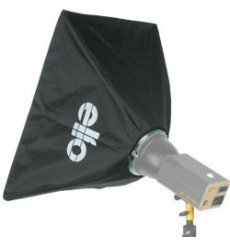 B131 - Softbox 40x60cm for MIQRO-PRO - 360° rotating - foldable