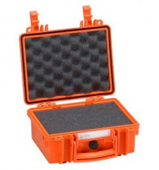 Explorer Cases 2209 Orange Foam 246x215x112