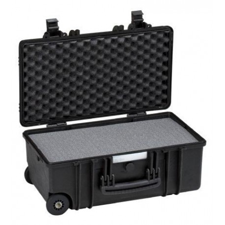 Explorer Cases 5122 Black Foam 546x347x247