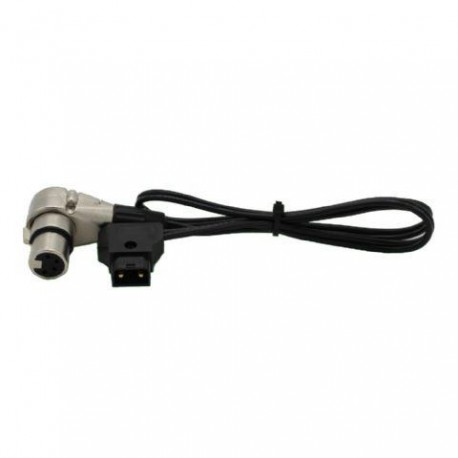 Rolux 4-pin XLR Female with D-Tap Male RL-C5