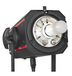 FX-250 - Studio Flash - Digital and stepless 250~8 Ws (Joule) - Cooling fan - E27 150W halogen - Bowens-S adaptor - elfo
